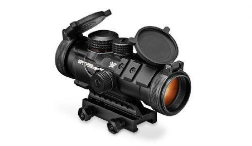Vortex Spitfire Prism Rifle Scope 3x Glass Etched EBR (Enhanced Battle Reticle) - SPR-1303